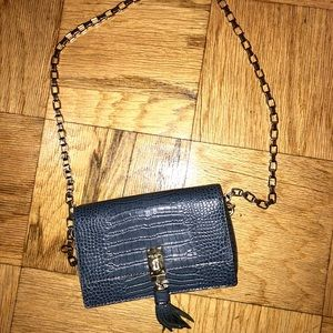 Henri Bendel Crossbody Chain Bag